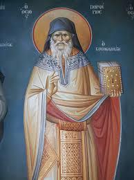 Ο Άγιος Πορφύριος ο Καυσοκαλυβίτης